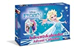 Craze 13885 - Adventskalender Disney Frozen, Die Eiskönigin