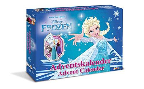 Disney Frozen Adventskalender von Craze