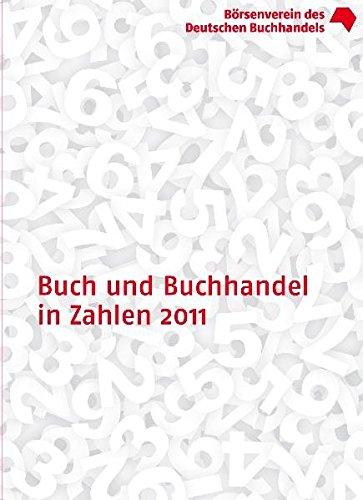 Buch und Buchhandel in Zahlen 2011