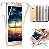 Case Samsung Galaxy Core Prime G360,Cover KunyFond Shell Silicone Front Back All Around