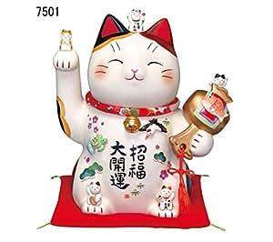 "Tirelire Cochon Japonais Maneki Neko ""Figurines Good Luck 750134,8cm (35cm)"