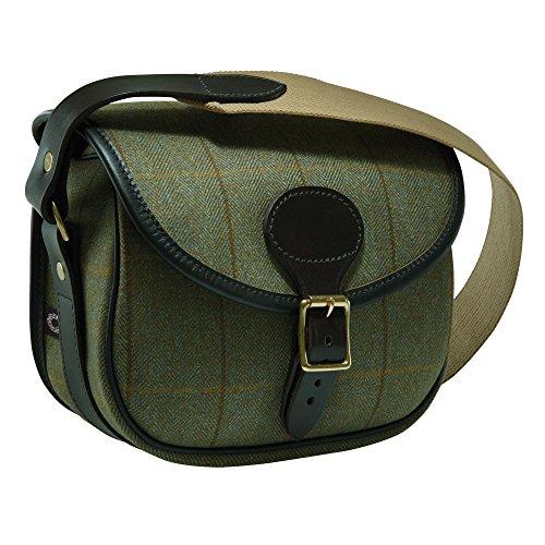 Croots Gewehrpatrone tasche - 75/100/150 kapazität Schießen Tasche höchste qualität helmsley tweed