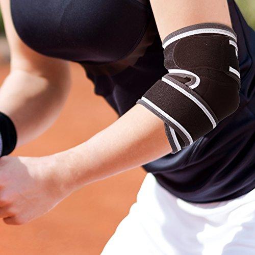 Schmerzen Im Ellbogen, Tennis-ellbogen (Actesso Ellenbogenbandage Sleeve für Ellenbogen Schmerzen, Zerrungen oder Arthritis)