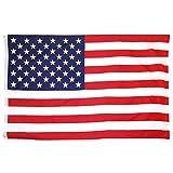 USA Flagge,Amerika Flagge [90X150cm] Fahne von USA mit Messingösen