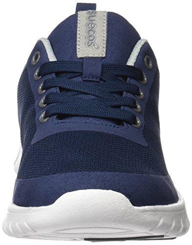 Suecos® - Alma, Scarpe sportive Unisex – Adulto Blu (Navy)