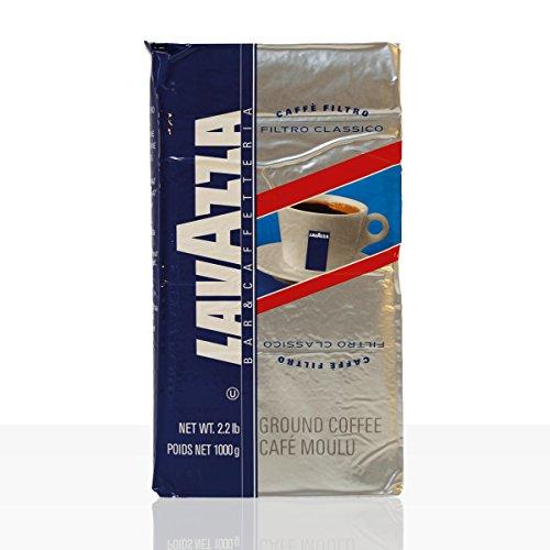 LAVAZZA FILTRO CLASSICO - Kaffee gemahlen - 1 x 1000g