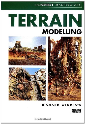 Terrain Modelling (Modelling Masterclass) por Richard Windrow