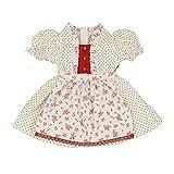 Schildkröt Puppenkleider Puppen Kleid Dirndl für 64 cm Klassik Puppen 64140