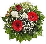 Dominik Blumen und Pflanzen, Blumenstrauß Gruß von Herzen