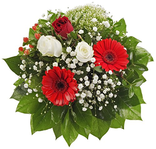 Blumenstrauß Gruß von Herzen