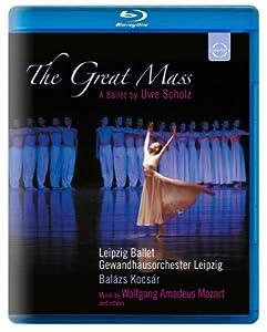 Mozart: The Great Mass [Blu-ray] [2011] from EUROARTS