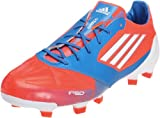 adidas F50 Adizero Trx Fg Leather, Unisex-Erwachsene Schuhe, Rot - Rosso (Rouge (V21432)) - Größe: 44