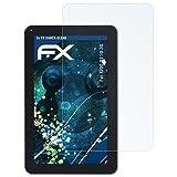 atFolix Schutzfolie kompatibel mit XIDO X110 3G Panzerfolie, ultraklare und stoßdämpfende FX Folie (3X)