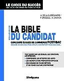 La Bible du candidat aux concours écoles de commerce post-bac