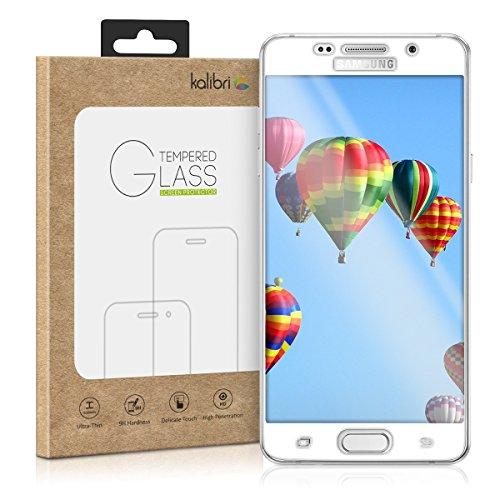 galaxy a5 2016 display kalibri Samsung Galaxy A5 (2016) Folie - 3D Glas Handy Schutzfolie für Samsung Galaxy A5 (2016) - Auch für gewölbtes Display