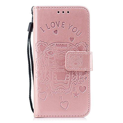 Samsung Galaxy A3 2017 A320 PU Case,Samsung Galaxy A3 2017 A320 PU Case,Series Premium PU Leather Wallet Snap Case Series Series Flip Cover for Samsung Galaxy A3 2017 A320 PU Rose Gold (Gold Glove-serie)