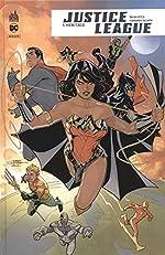 Justice League Rebirth, Tome 5 - Héritage de Fernando Pasarin