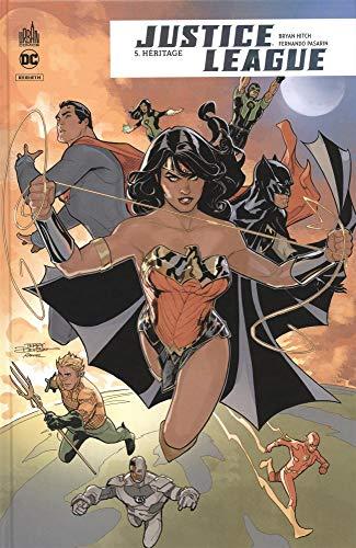 Justice League Rebirth, Tome 5