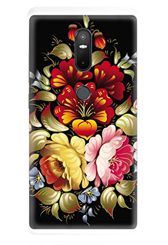 Lenovo Phab 2 Plus Designer Printed Back Cover – Abstract Art