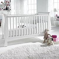 Izziwotnot Bailey Sleigh Cot Bed