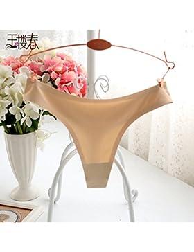 RangYR Sra. Sujetador sexy para ropa interior con 3 esquinas sin marcar, Color, Medium