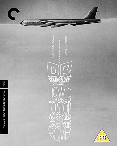 Bild von Dr. Strangelove Or: How I Learned to Stop Worrying and Love the Bomb [Blu-ray] [UK Import]