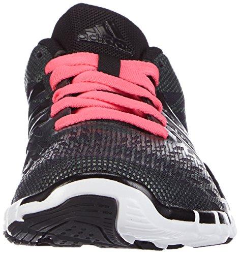 Adidas - 360.2 Prima, Scarpe Da Ginnastica da donna Nero (Schwarz (Dark Grey/Dark Grey/Core Black))