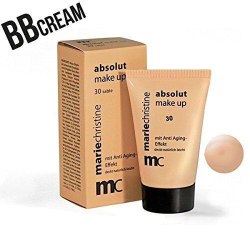 mc mariechristine Absolut Make up BB Cream 30 sable 30ml
