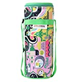 #6: Trendy Bottle Cover To keep water Cool For long Hours Compatible to all 1 Liter Bottle