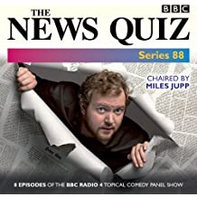 The News Quiz: Series 88: Eight episodes of the topical BBC Radio 4 panel game