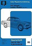 MG Midget / Austin Healey: Sprite MK II // Reprint der 1. Auflage 1970 (Reparaturanleitungen)