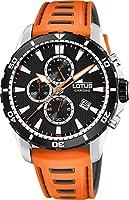 Reloj Lotus Hombre 18600/2 Chrono Naranja