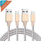Ulinek Typ C Kabel 2er Pack 2m USB Typ C Ladekabel