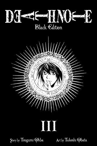 TP VOL 03 (C: 1-0-1) (Death Note Black Edition, Band 3) ()