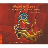 Charlie Bone und das Geheimnis der blauen Schlange: Sprecher: Peter Lohmeyer. 5 CDs, Multibox