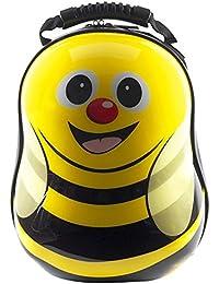 "CUTIES AND PALS KIDS BOY GIRL 13"" TRAVEL SCHOOL BACKPACK - BEE"