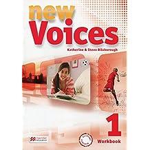 New Voices 1 Zeszyt cwiczen wersja podstawowa