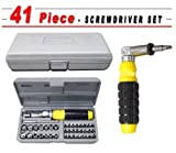 #6: Speedwav 41 Pcs Tool Kit Foldable Screwdriver Set