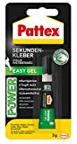 Pattex Sekundenkleber  Power Easy Gel 3G