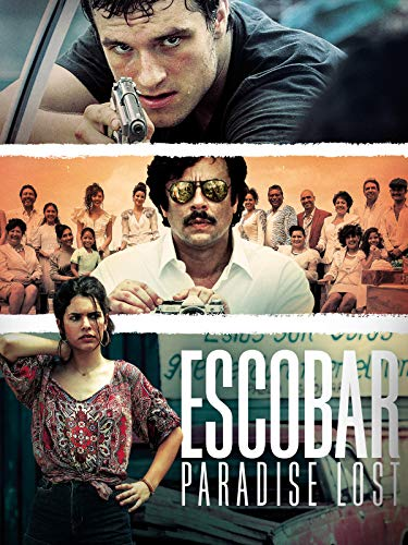 Escobar: Paradise Lost Cover