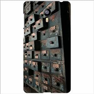 Design Worlds - Meizu M2 Designer Back Cover Case - Multicolor Phone Cover