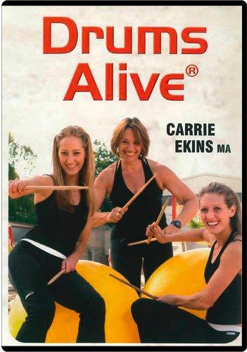 DVD - Drums Alive
