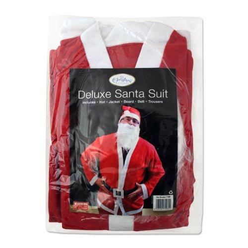 The Christmas Workshop Deluxe Santa Anzug (Santa Dress Up)