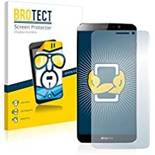 2x BROTECT HD-Clear Protector Pantalla Zopo Speed 7 Plus Película Protectora – Transparente, Anti-Huellas