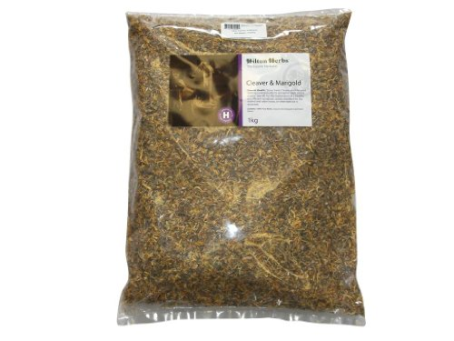 Hilton Herbs Unisex's HHS0800 Cleaver and Marigold, Clear, 1 kg
