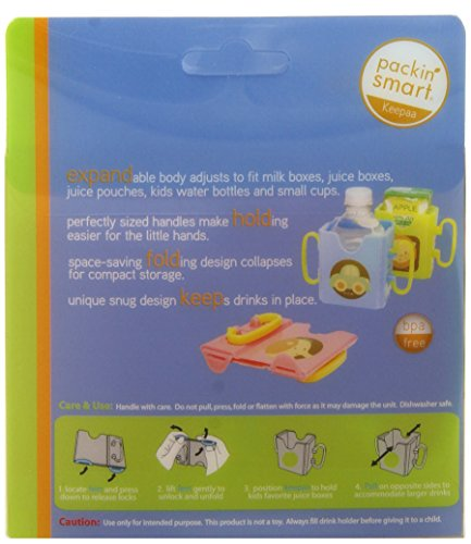 Innobaby Packin 'Smart keepaa Juice Box Halter - 2
