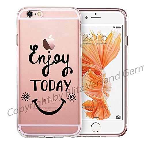 Blitz® EMOJI motifs housse de protection transparent TPE caricature bande iPhone Mon coeur pour vous M13 iPhone 5 Profitez aujourd'hui de M3