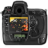 Nikon D3 Film Protection d'écran - Set de 3 atFoliX FX-Antireflex anti-reflet Protecteur d'écran