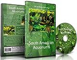 DVD Aquariums d'Amérique du Sud avec musique et sons naturels tourné en HD