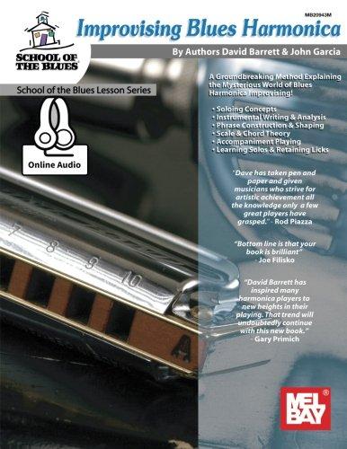 Improvising Blues Harmonica: Includes Online Audio